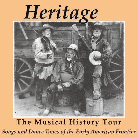 Heritage CD cover